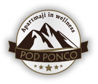 Appartments und wellness Pod Ponco Rateče